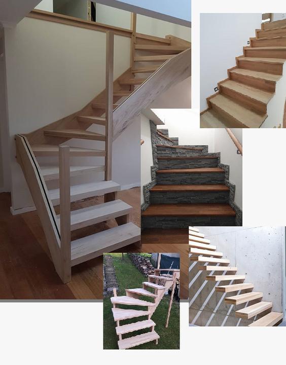 Drevené schody na mieru - BUK - 279 - Obrázok č. 22