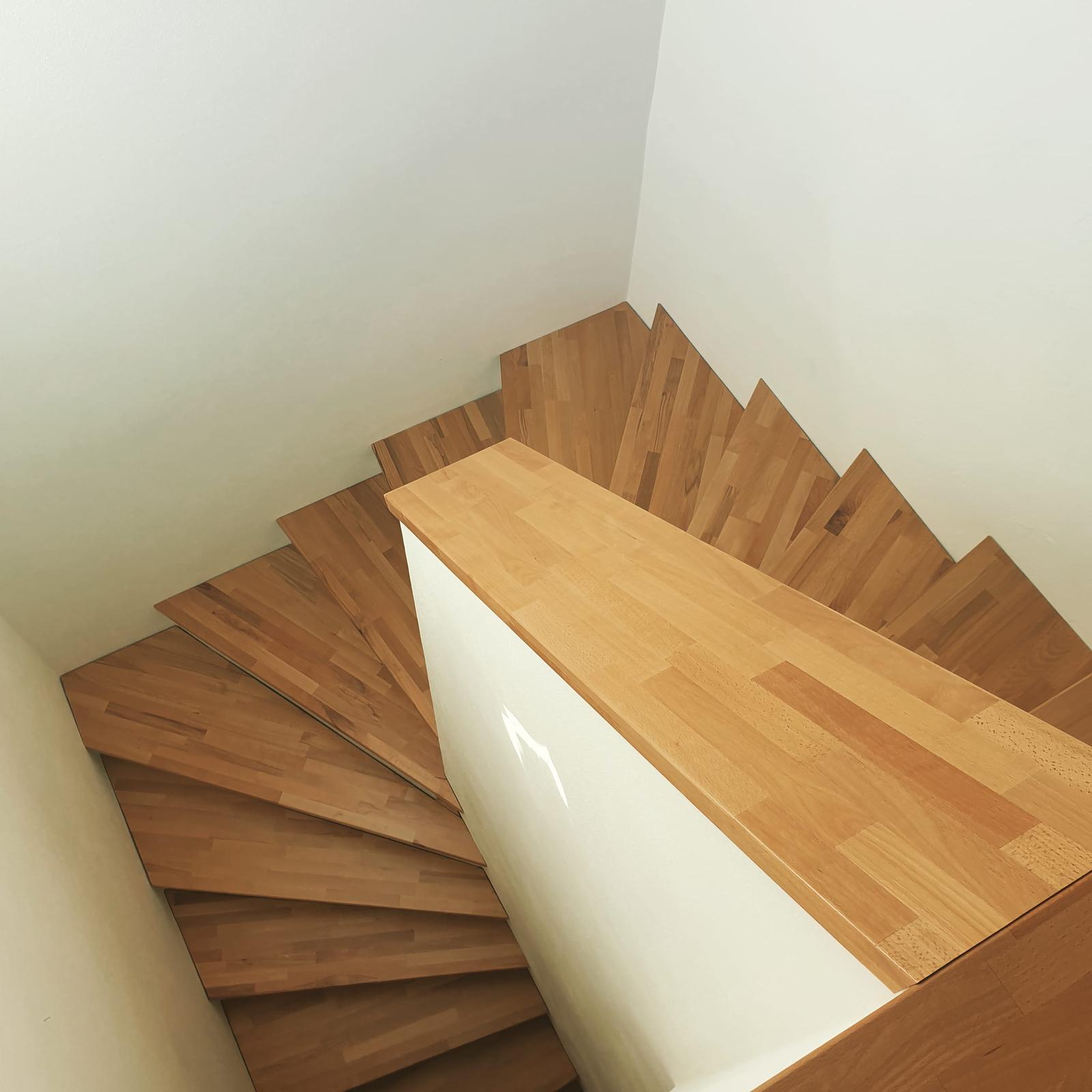 Drevené schody na mieru - BUK - 399 - Obrázok č. 46