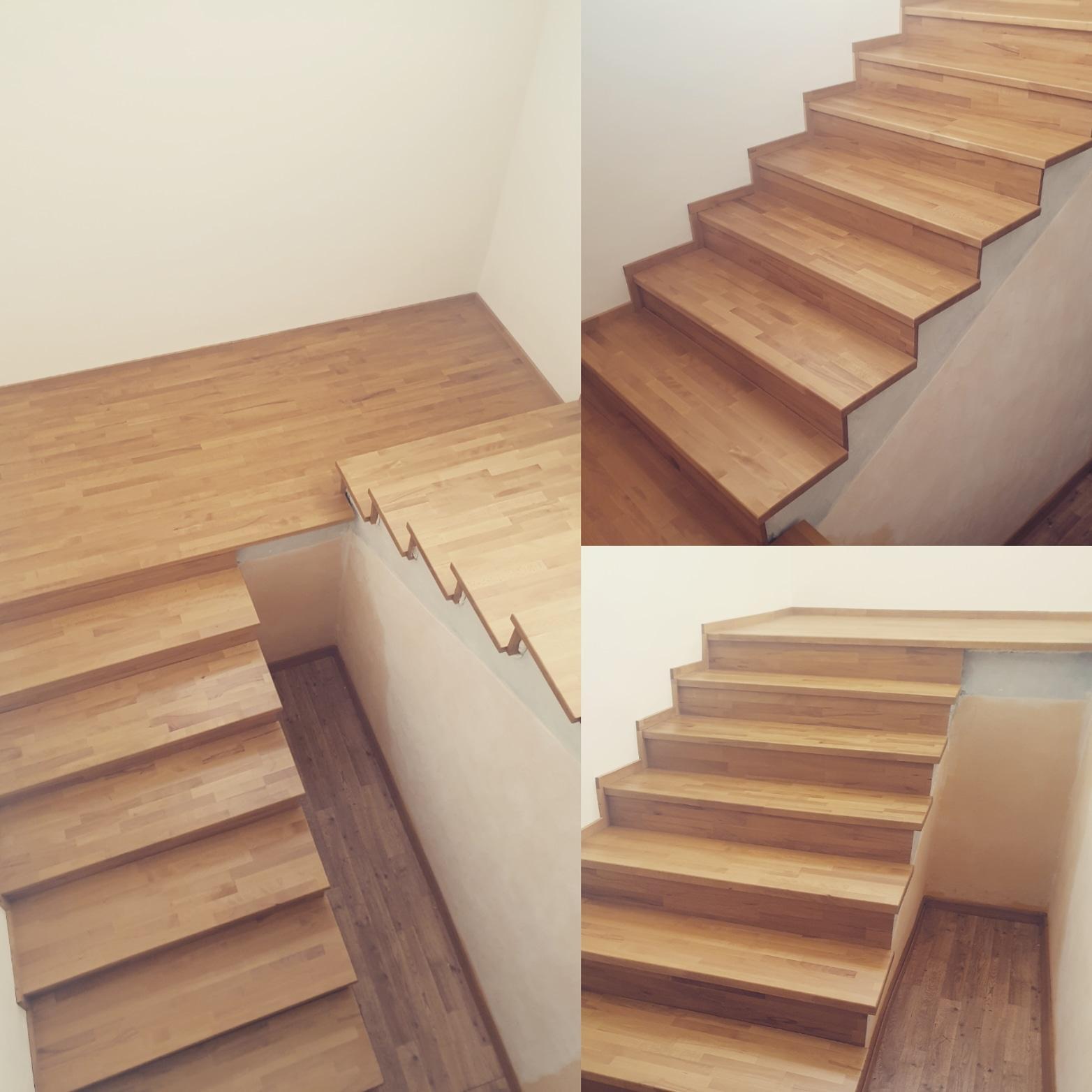 Drevené schody na mieru - BUK - 399 - Obrázok č. 47