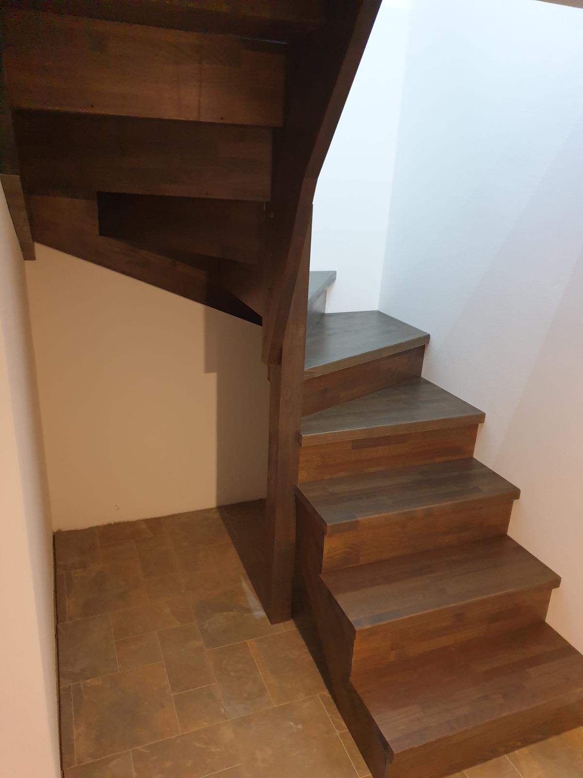 Konzolové schody - BUK, DUB - Obrázok č. 29