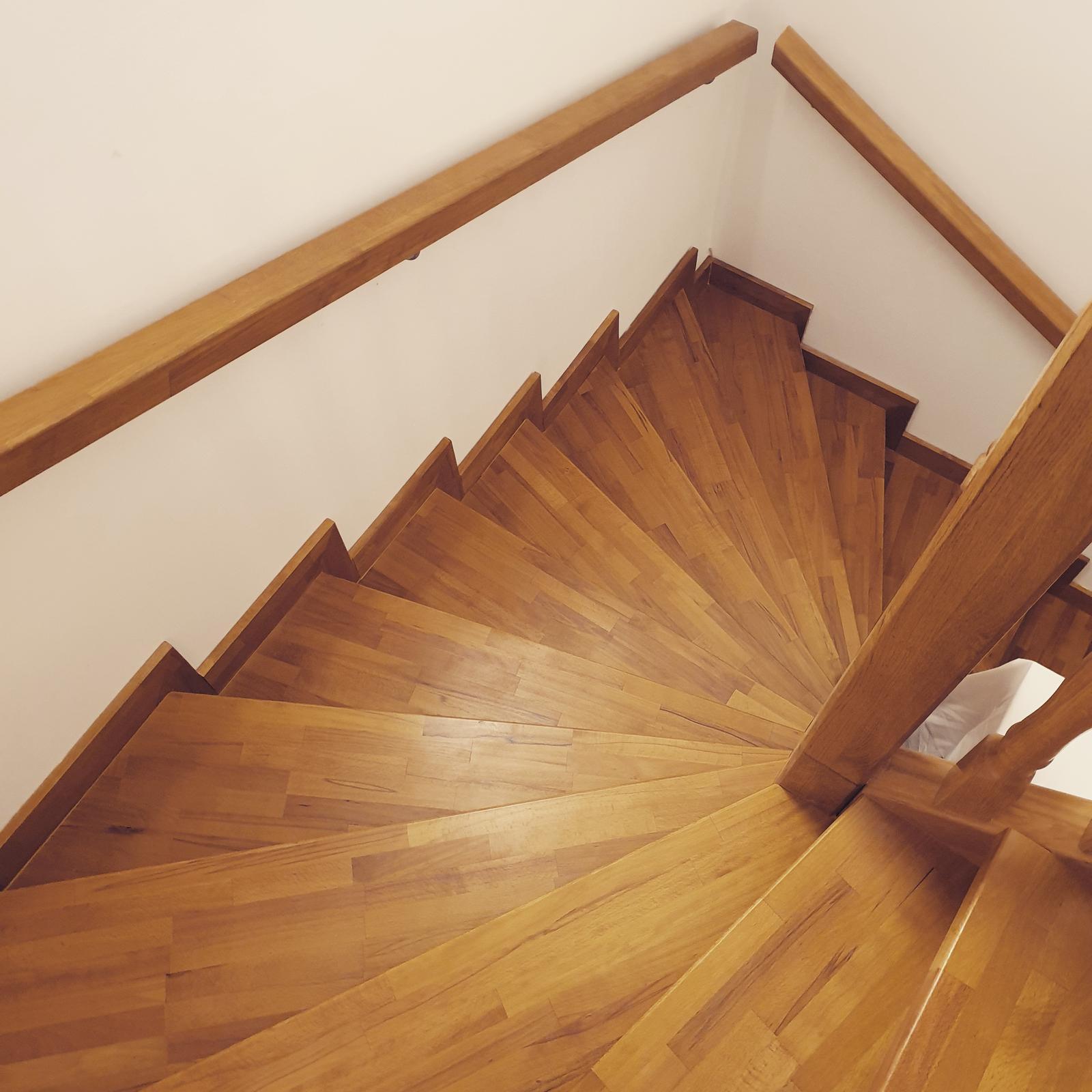 Konzolové schody - BUK, DUB - Obrázok č. 31