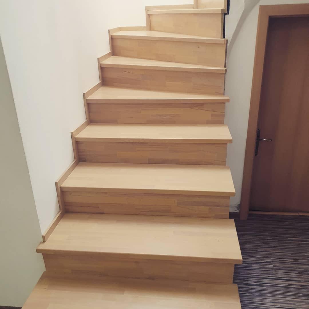 Konzolové schody - BUK, DUB - Obrázok č. 45