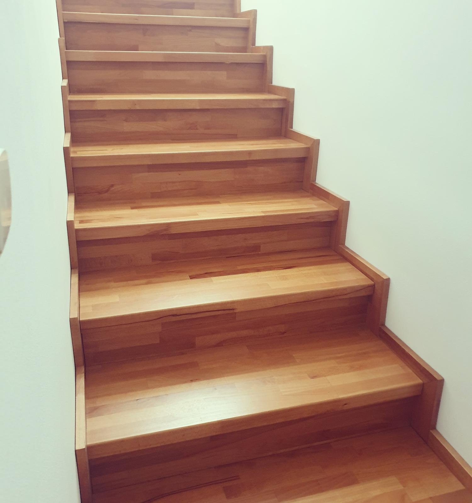 Konzolové schody - BUK, DUB - Obrázok č. 47