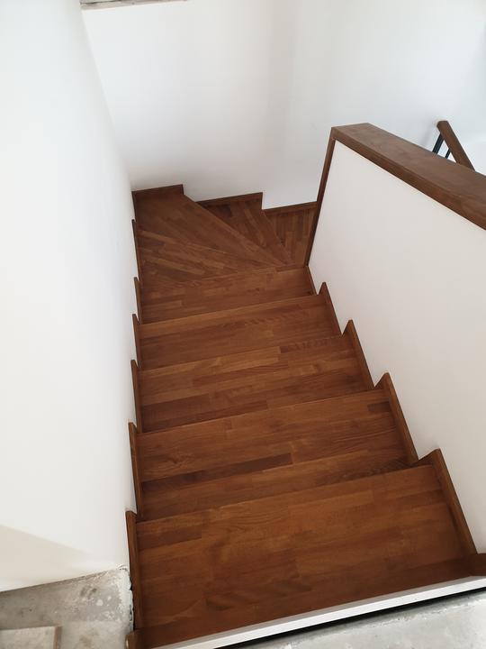 Drevené schody na mieru - BUK - Mezonet -Presov - Obrázok č. 2