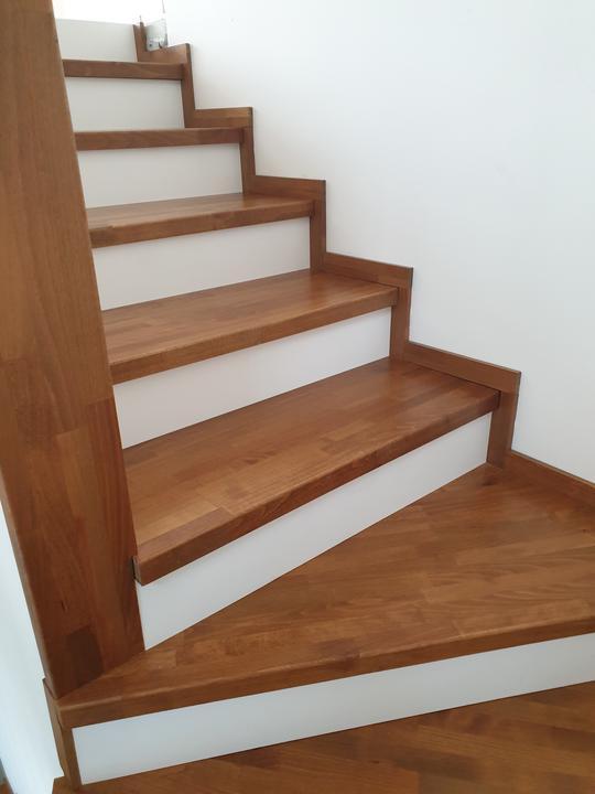 Drevené schody na mieru - BUK - Mezonet -Presov - Obrázok č. 5