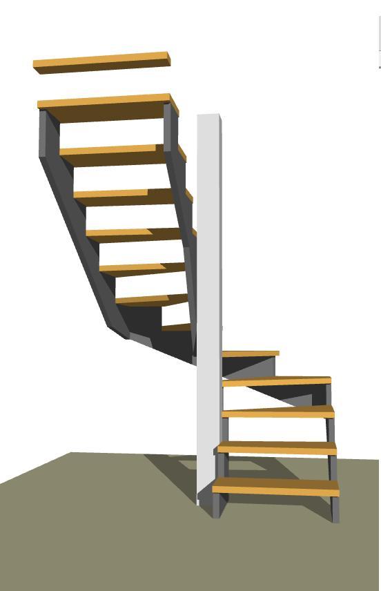 Moderné schodisko - DUB + lamely - Obrázok č. 32