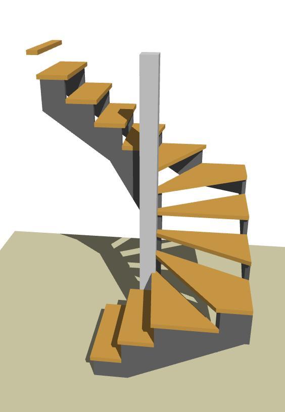 Moderné schodisko - DUB + lamely - Obrázok č. 34