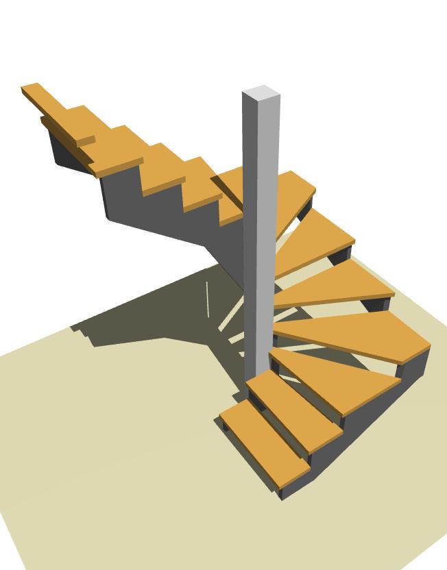 Moderné schodisko - DUB + lamely - Obrázok č. 33