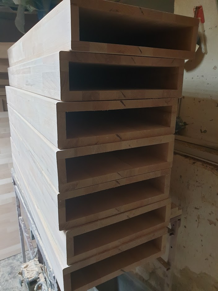 Konzolové schody - vzorky - DUB - Obrázok č. 61