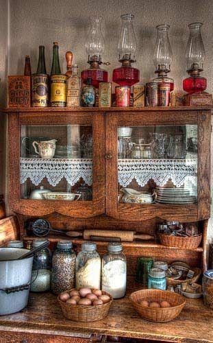 Na chatě u Pejru - plánuji do kuchyně, už sháním pitomosti