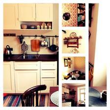 Aktuálně v obýváku spojeném s kuchyní