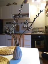 závan jara v naší kuchyni