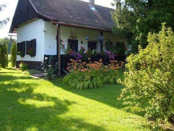 Na chatě u Pejru - moje představy o zahradě na chatičce, snad se k tomu v létě dostanu