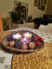 IKEA svíčky - čokoláda, karamel, to můžu :)