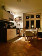 nová podoba kuchyně - tabulovka