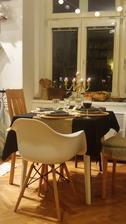 Prostřeno ke štědrovečerní večeři