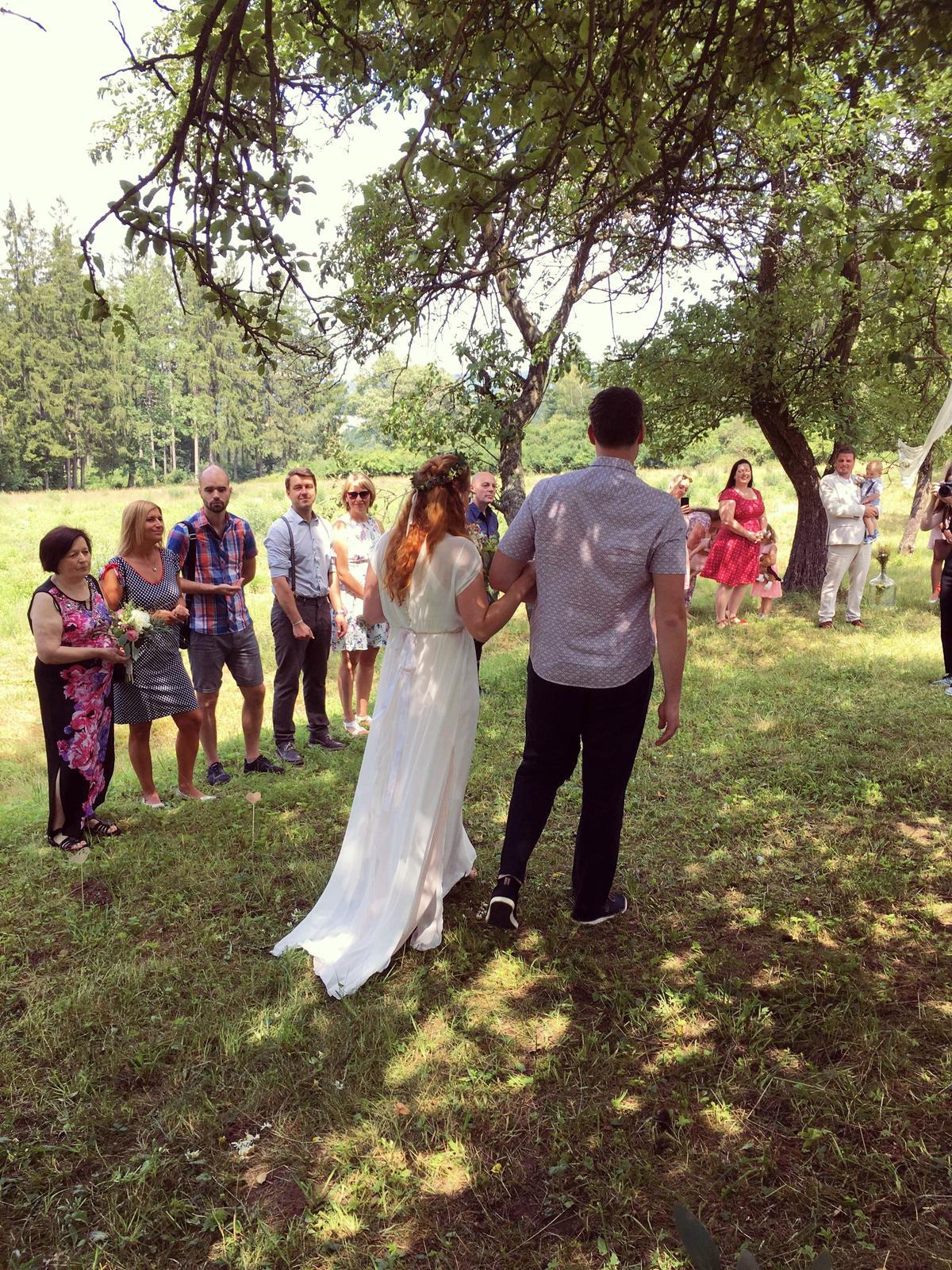 """Naše """"festivalová"""" svatba - Obrázek č. 1"""