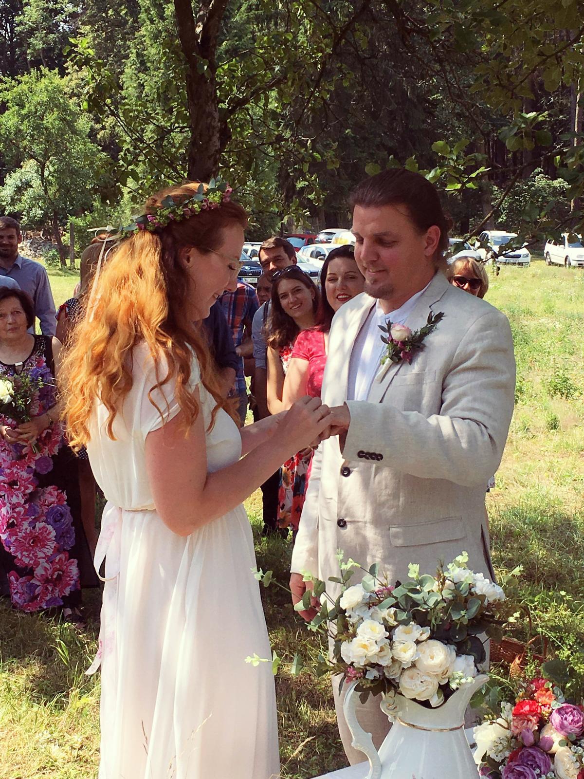 """Naše """"festivalová"""" svatba - Obrázek č. 2"""