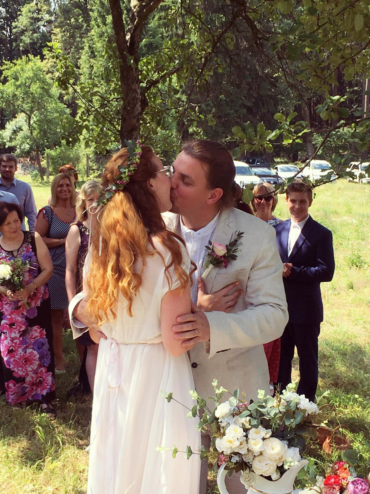 """Naše """"festivalová"""" svatba - Obrázek č. 3"""