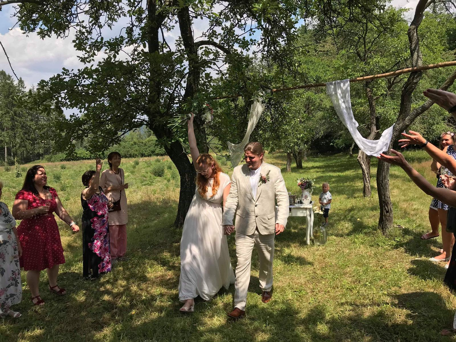 """Naše """"festivalová"""" svatba - Obrázek č. 13"""