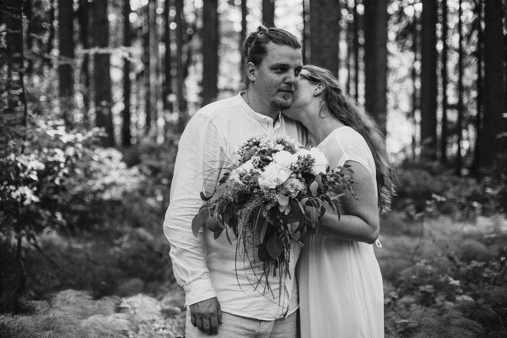 Našem random svatba v červenci - #mojenej