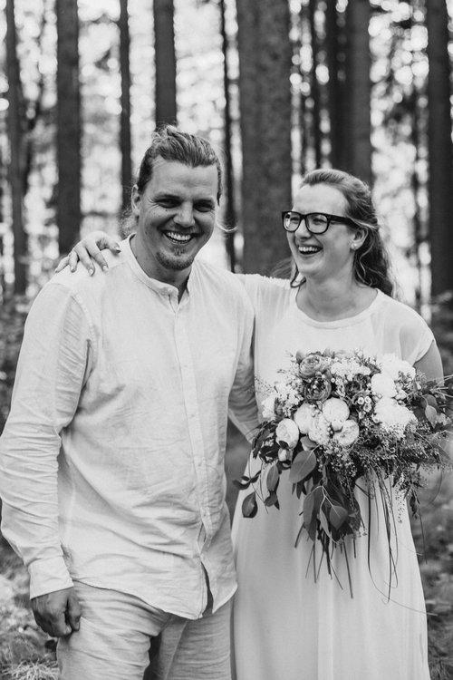 Našem random svatba v červenci - Pohoda