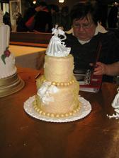 krasna zlata torta