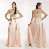 Popolnočné šaty - 42585085155742  b8f60ab2798