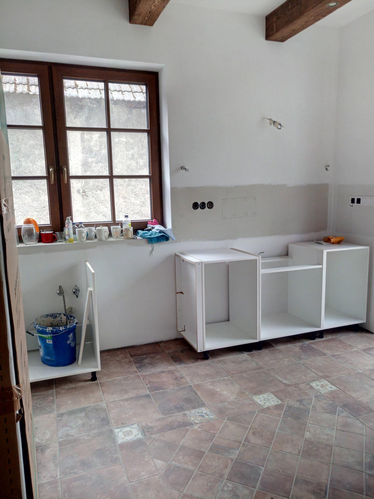 Kuchyňa svojpomocne - Obrázok č. 7