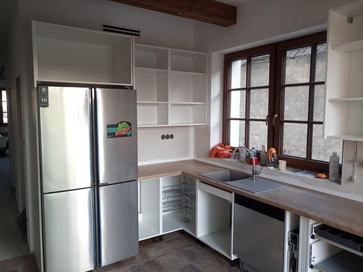 Kuchyňa svojpomocne - Obrázok č. 19