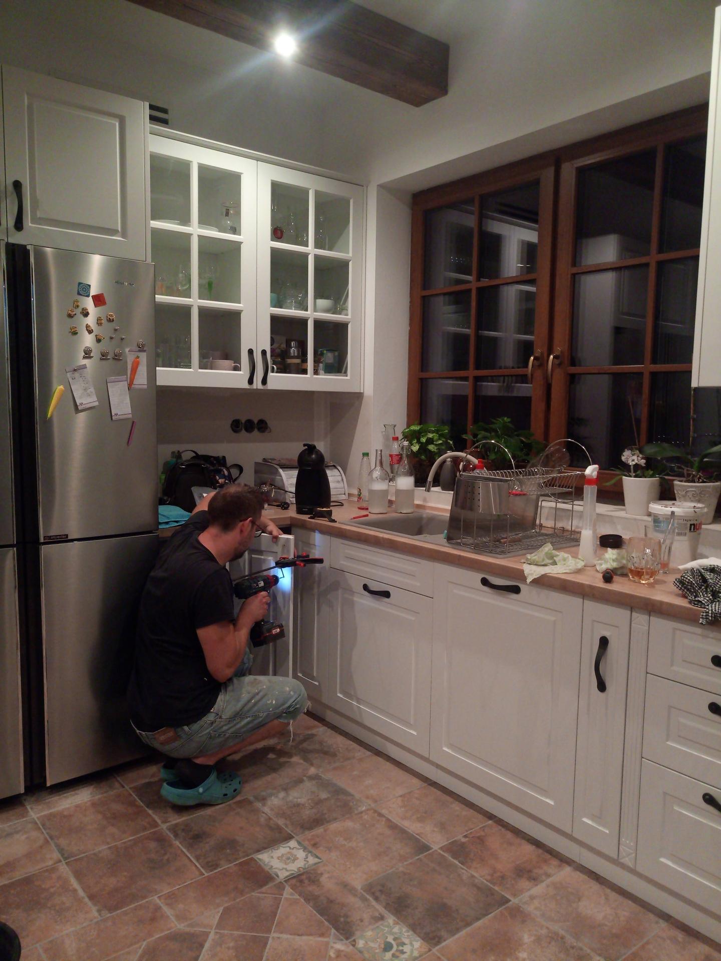 Kuchyňa svojpomocne - Obrázok č. 24