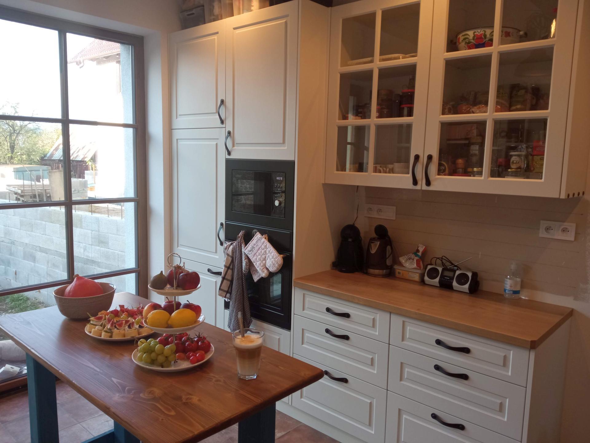 Kuchyňa svojpomocne - Obrázok č. 29