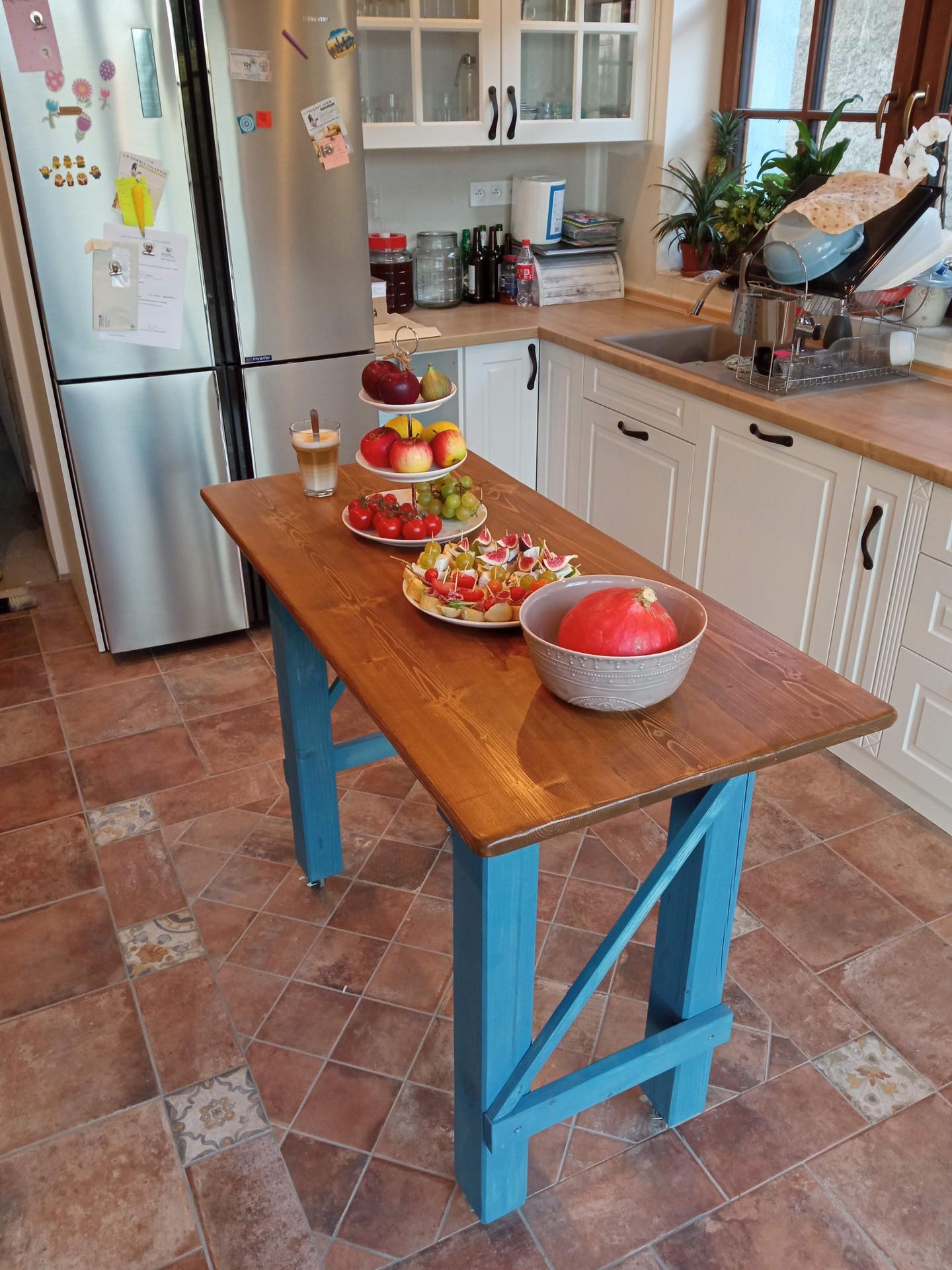 Kuchyňa svojpomocne - Obrázok č. 30