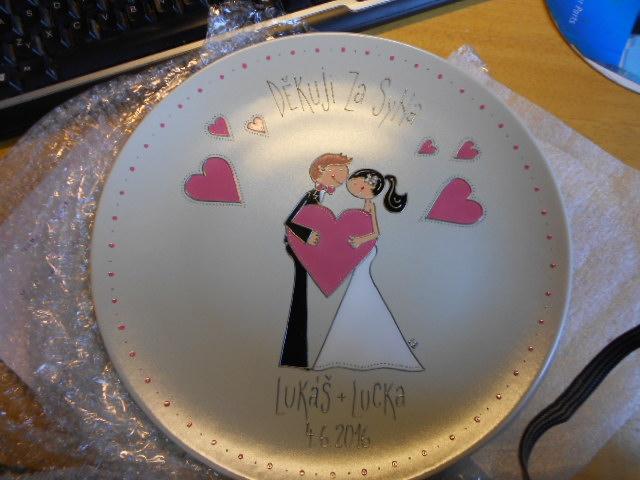 Svatební přípravy:) - Dnes dorazily, (i děkuji za dceru), moc krásné dárky pro rodiče, děkuji paní z Fleru :)