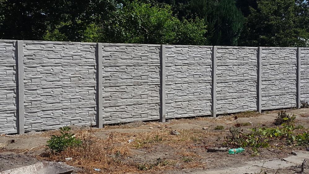 betonovy plot - Obrázok č. 3