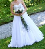 Svadobné  šaty STELLA YORK, 36