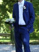 Oblek Flavio Ponti, 52