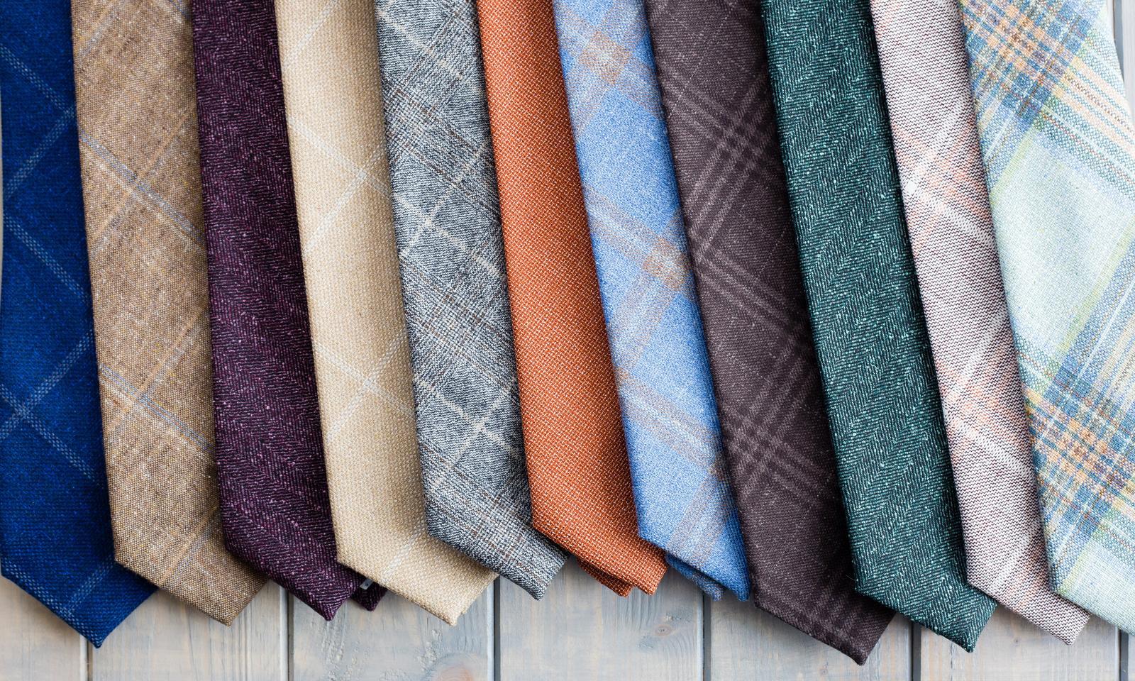 bubibubi_ties - Kravaty z luxusních italských látek