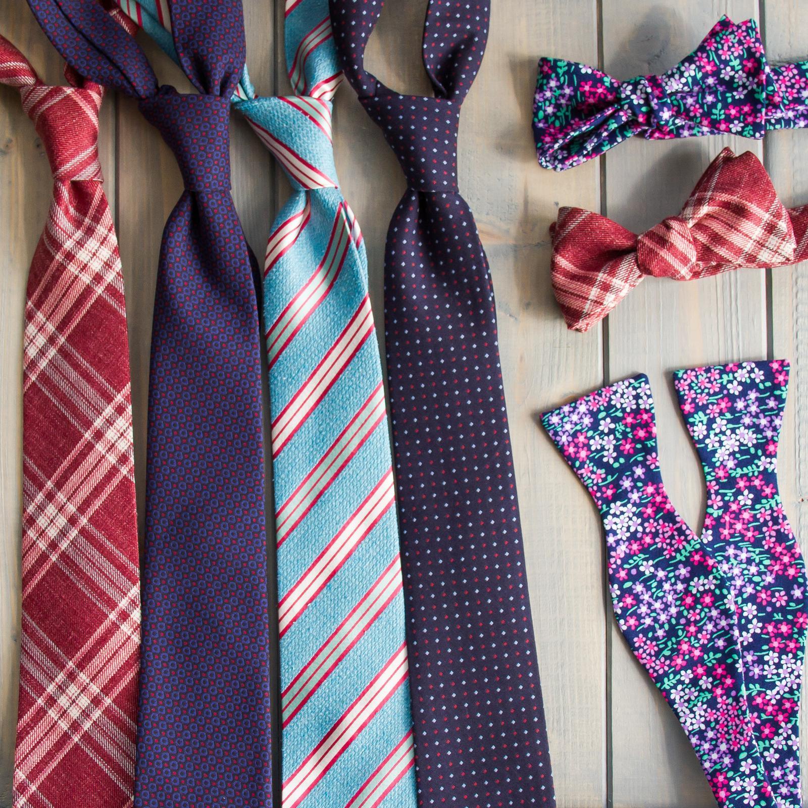 bubibubi_ties - Nová kolekce kravat a motýlků.