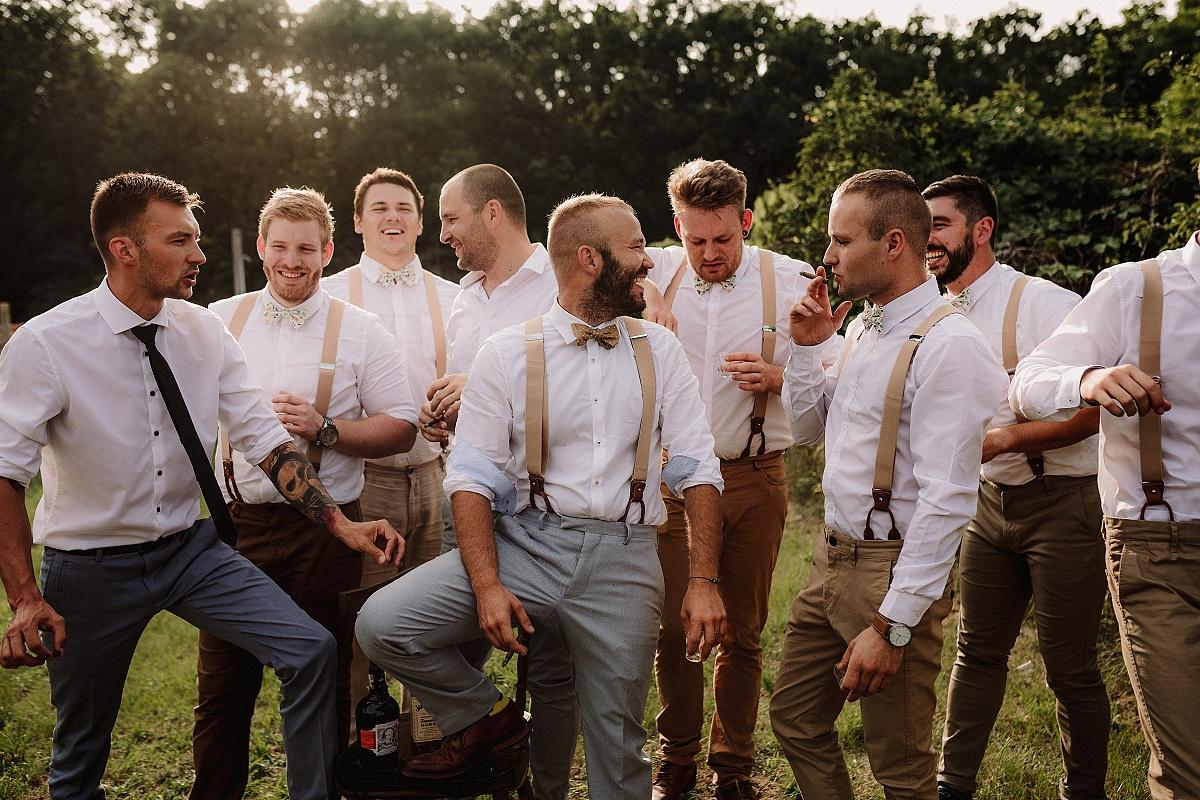 Kravaty, Motýlky a kšandy na svatbě - Obrázek č. 3