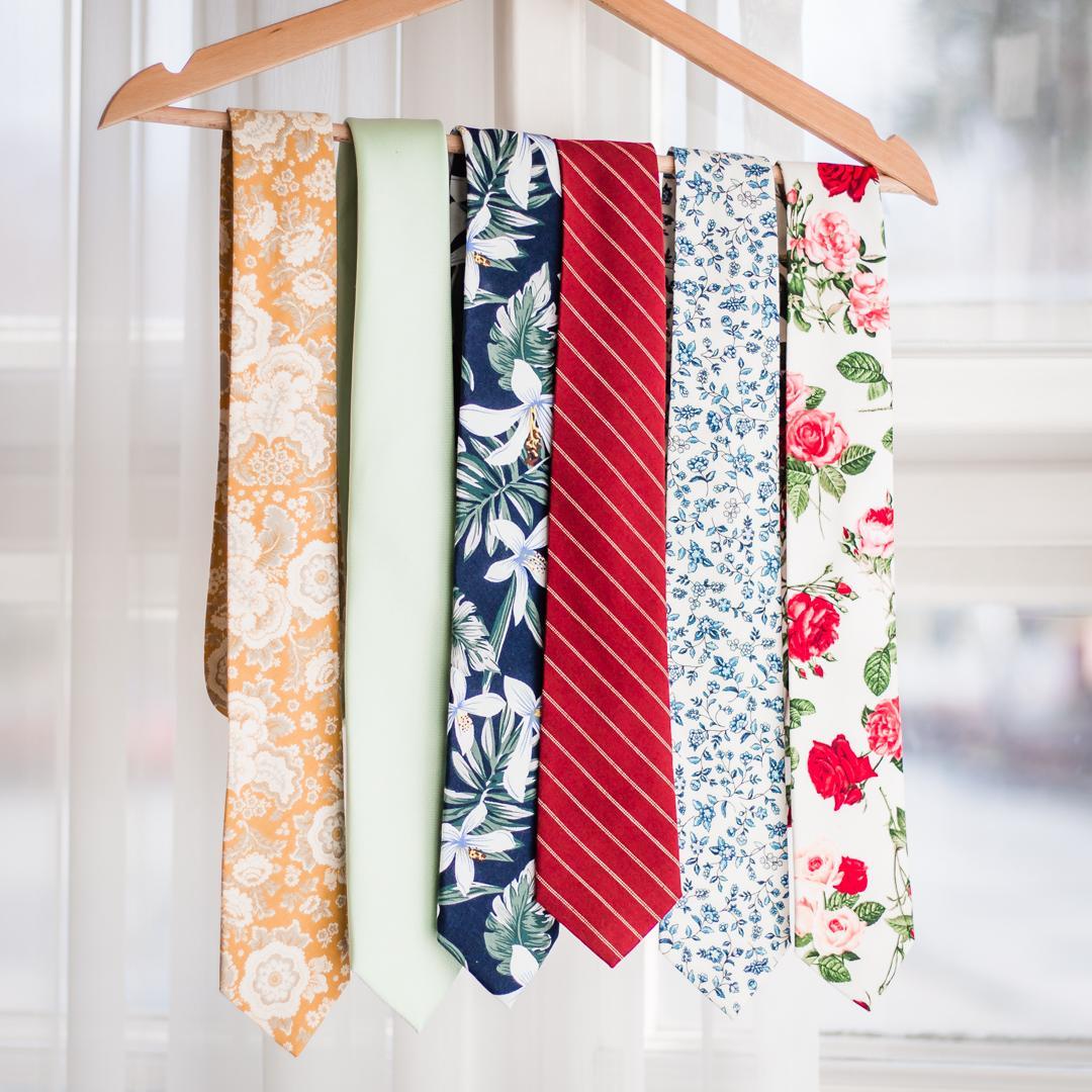 SLEVA 20% na stylové kravaty, kšandy, motýlky - Kravaty, motýlky, kšandy BUBIBUBI