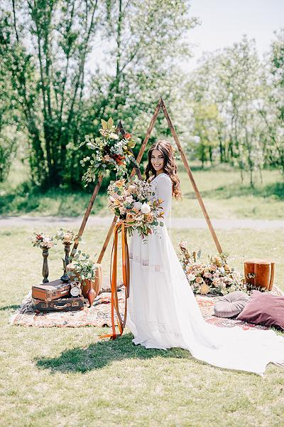 Svatba v boho stylu - Obrázek č. 17