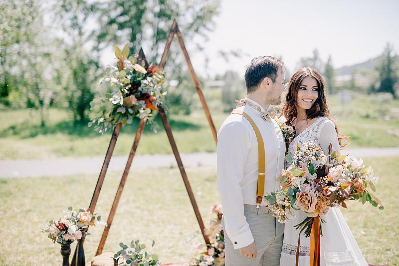 Svatba v boho stylu - Obrázek č. 19