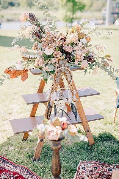 Svatba v boho stylu - Obrázek č. 29