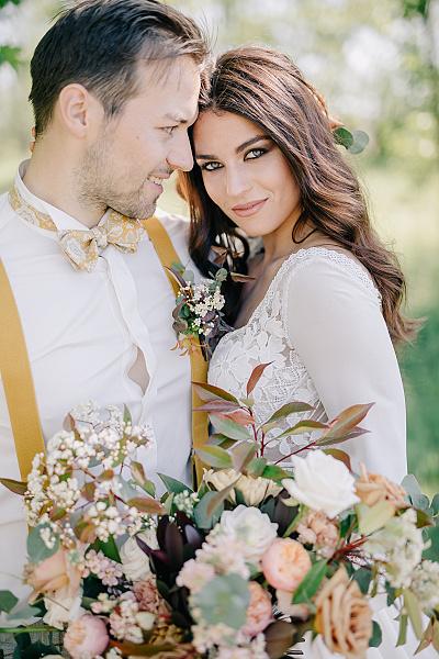 Svatba v boho stylu - Obrázek č. 35