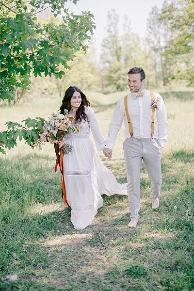 Svatba v boho stylu - Obrázek č. 37