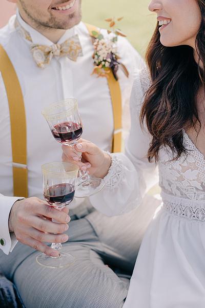 Svatba v boho stylu - Obrázek č. 39