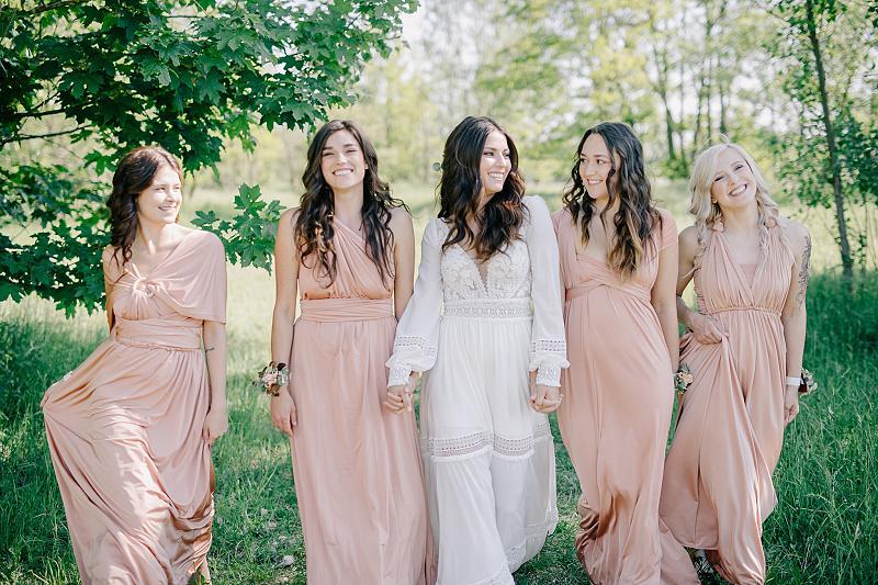 Svatba v boho stylu - Obrázek č. 43