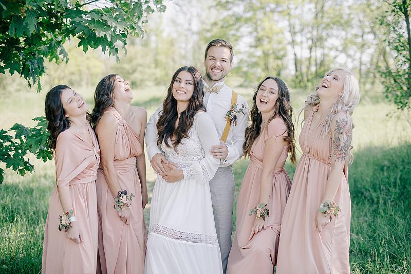 Svatba v boho stylu - Obrázek č. 44