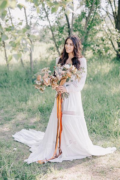 Svatba v boho stylu - Obrázek č. 45
